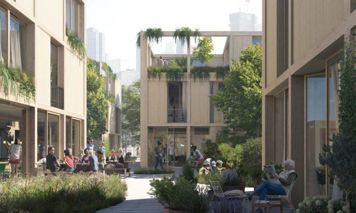 Urban Village Project má být dostupné městské bydlení sesdílenou kuchyní islužbami