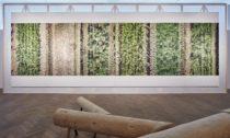 Výstava Dělat les v Národním zemědělské muzeum na Letné