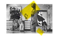 Ukázka zvýstavy Meda Ambasadorka umění