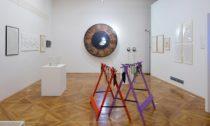 Výstava Zvuky, Kódy, Obrazy s podtitulem Akustický experiment ve vizuálním umění