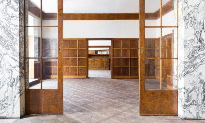 Plzeňské interiéry Adolfa Loose patří mezi nejnavštěvovanější české památky