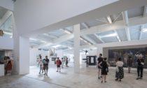 Maison de l'Économie Créative et de la Culture en Aquitaine neboli MÉCA od BIG