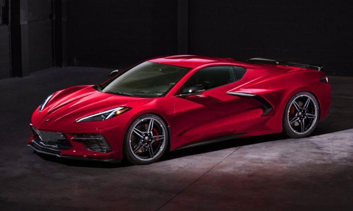 Chevrolet ukázal novou generaci svého ikonického sporťáku Corvette