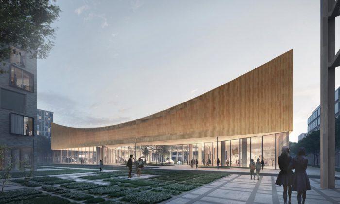 Cobe postaví veŠvédsku první CO2 neutrální muzeum nasvětě