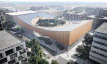 Vítězný projekt Science Centra s muzeem ve švédském Lundu