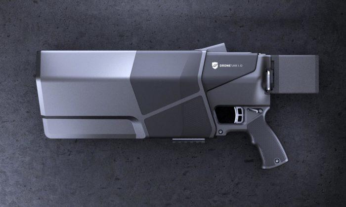 DroneShield představil speciální zbraň DroneGun MkIII navrženou proti dronům