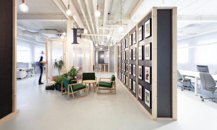 Forbes má vBratislavě nové kanceláře odChybík + Krištof adalších 14 designérů