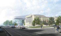 Koncertní hala pro Ostravu od studií Steven Holl Architects + Architecture Acts