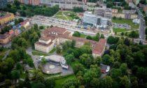 Současný kulturní dům v Ostravě