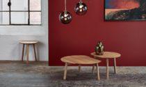 Alex Gufler akonferenční stolek YYY pro Ton