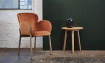 Alex Gufler a konferenční stolek YYY pro Ton