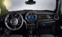 Čistě elektrický Mini Cooper SE