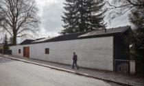 Dům za zdí vLiberci odMjölk
