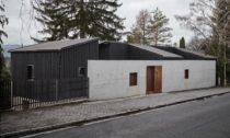 Dům za zdí v Liberci od Mjölk