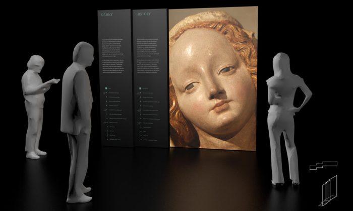 Tři česká studia navrhnou grafickou podobu pěti expozic Národního muzea
