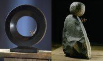 Petr Kavan a ukázka z výstavy Krátká návštěva