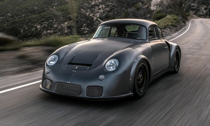 Rod Emory vytvořil jedinečné Porsche 356 RSR z60 let starého modelu 356s