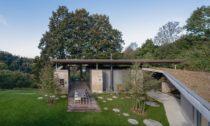 Přístavba rodinného domu na Kojetíně od Kamil Mrva Architects