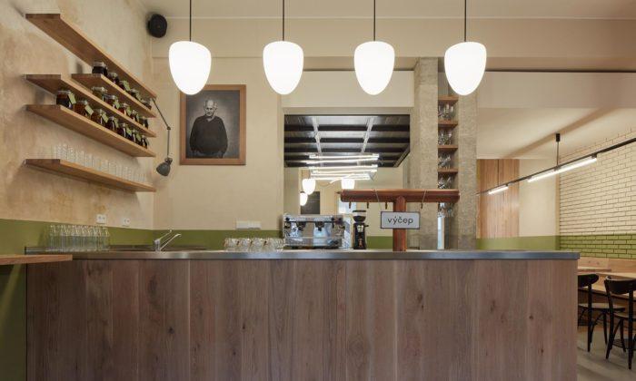 Na Vinohradech byla otevřena restaurace Výčep sduchem tradičních hospod