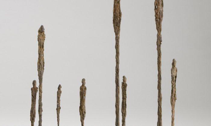 Praha poprvé vystavuje přes sto soch aobrazů slavného Alberto Giacomettiho