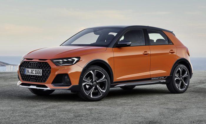 Audi ukázalo robustnější A1 Citycarver navržené idolehkého terénu