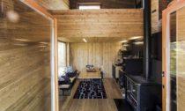 Chata na Sirákově od Ellement Architects