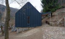 Chata v Zadní Telnici od studia New Work