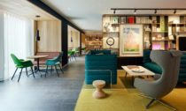 Amsterdamský hotel CitizenM Amstel odstudia Concrete
