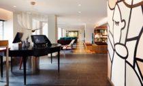 Amsterdamský hotel CitizenM Amstel od studia Concrete