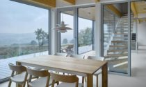 Dům na Větrném Vrchu od Stempel & Tesař