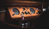 Jaguar XK120 pro Davida Gandyho po renovaci
