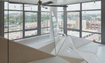 Loft 32 ve Zlíně od Petra Jandy a studia Brainwork