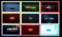 Ukázka zvýstavy Louis Vuitton X