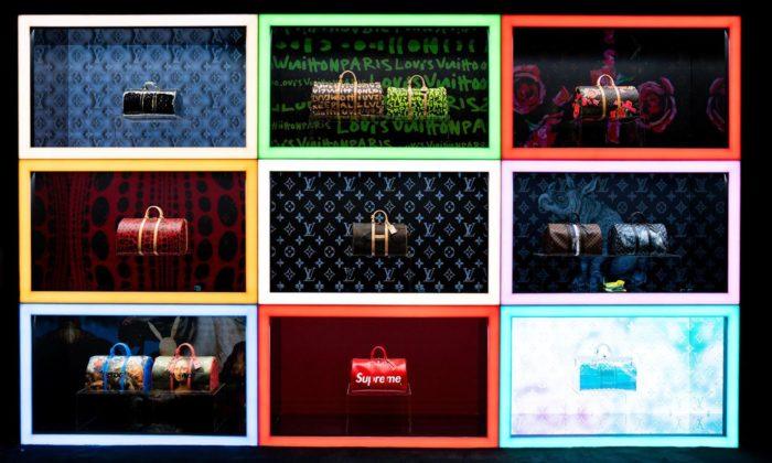Louis Vuitton uspořádal velkou výstavu 160leté historie se180 objekty