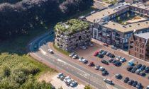 Nizozemský projekt Green Villa od MVRDV