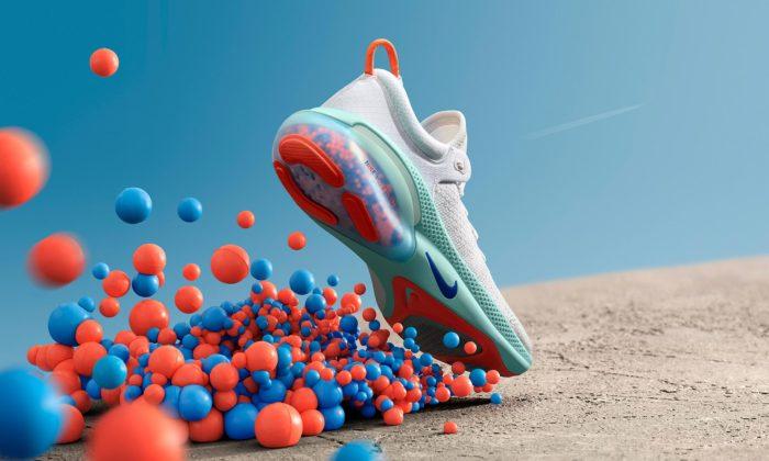 Nike představilo běžecké boty sodpružením Joyride složeného ztisíců kuliček