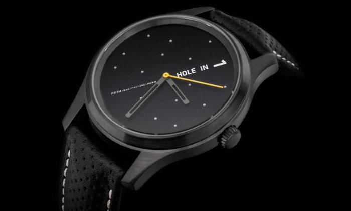Prim vyrobí limitku hodinek Hole in One připomínajících velkou golfovou událost