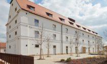 Rekonstrukce barokní sýpky veVelkých Pavlovicích naHotel Lotrinský