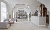 Rekonstrukce barokní sýpky ve Velkých Pavlovicích na Hotel Lotrinský