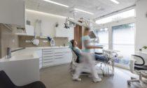 Zubní klinika Zubaři nad mlýnem od studia Raketoplán