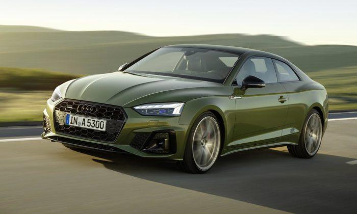 Audi modernizovalo model A5 apředstavilo hned tři přiostřené karoserie