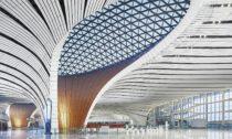 Mezinárodní letiště Beijing Daxing v Pekingu od Zaha Hadid Architects