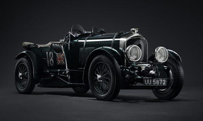 Bentley postaví 12 replik svého sporťáku Team Blower zroku 1929