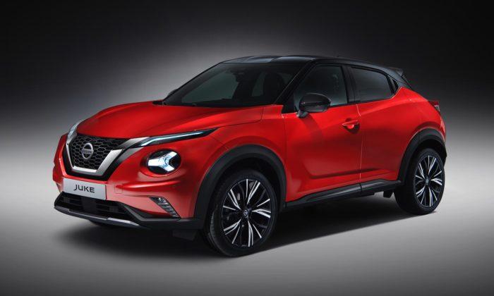 Nissan představil novou generaci extravagantního crossoveru Juke