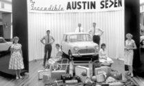 Historie vozů Mini