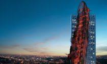Pražská věž Top Tower vNových Butovicích