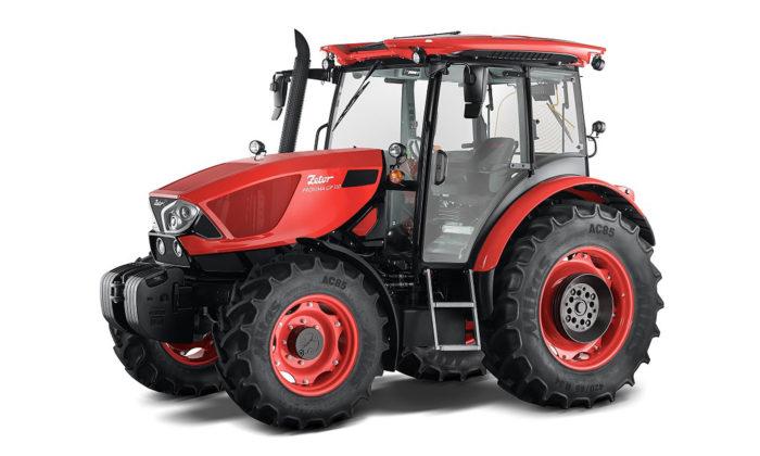 Zetor představil traktor Proxima snovým designem odstudia Pininfarina