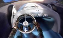 Vision Mercedes Simplex od Mercedes-Benz Design