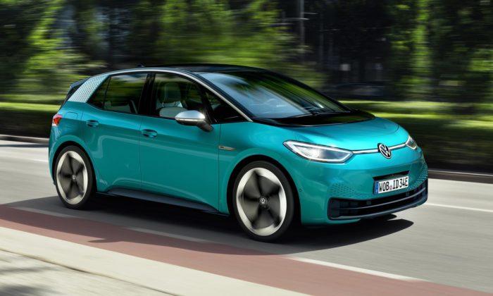 Volkswagen vstoupil doelektrické éry kompletním odhalením modelu ID.3