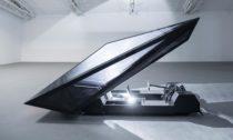 Rem D Koolhaas aJoey Ruiter aukázka zvýstavy Disruptors